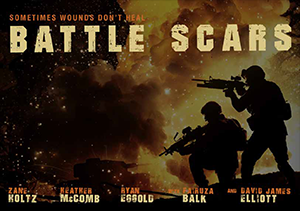 Battle Scars movie screening