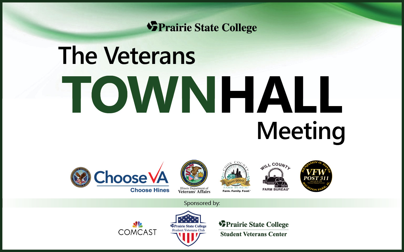 The Veterans Townhall Meeting