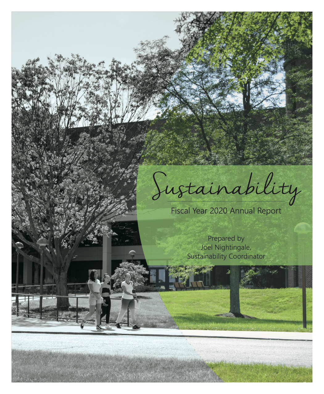 Fiscal Year 2020 Sustainability Report