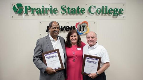 PSC Recognizes SCORE Mentors During 60th Anniversary Celebration