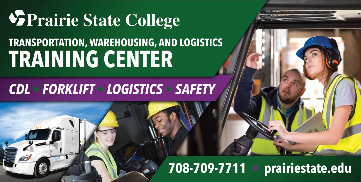 Prairie State College Transportation, Warehousing, and Logistics Program