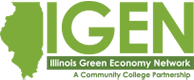 IGEN Illinois Green Economy Network Logo