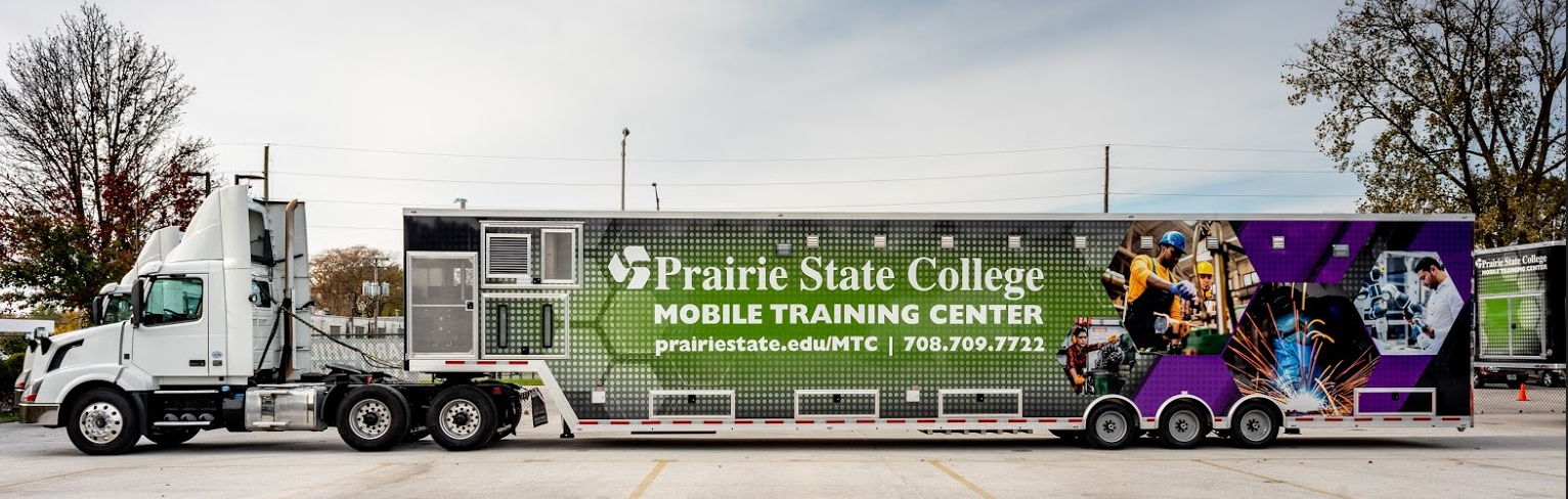Prairie State College Mobile Training Centers