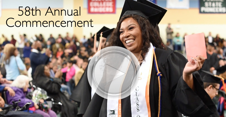 58 Annual Commencement